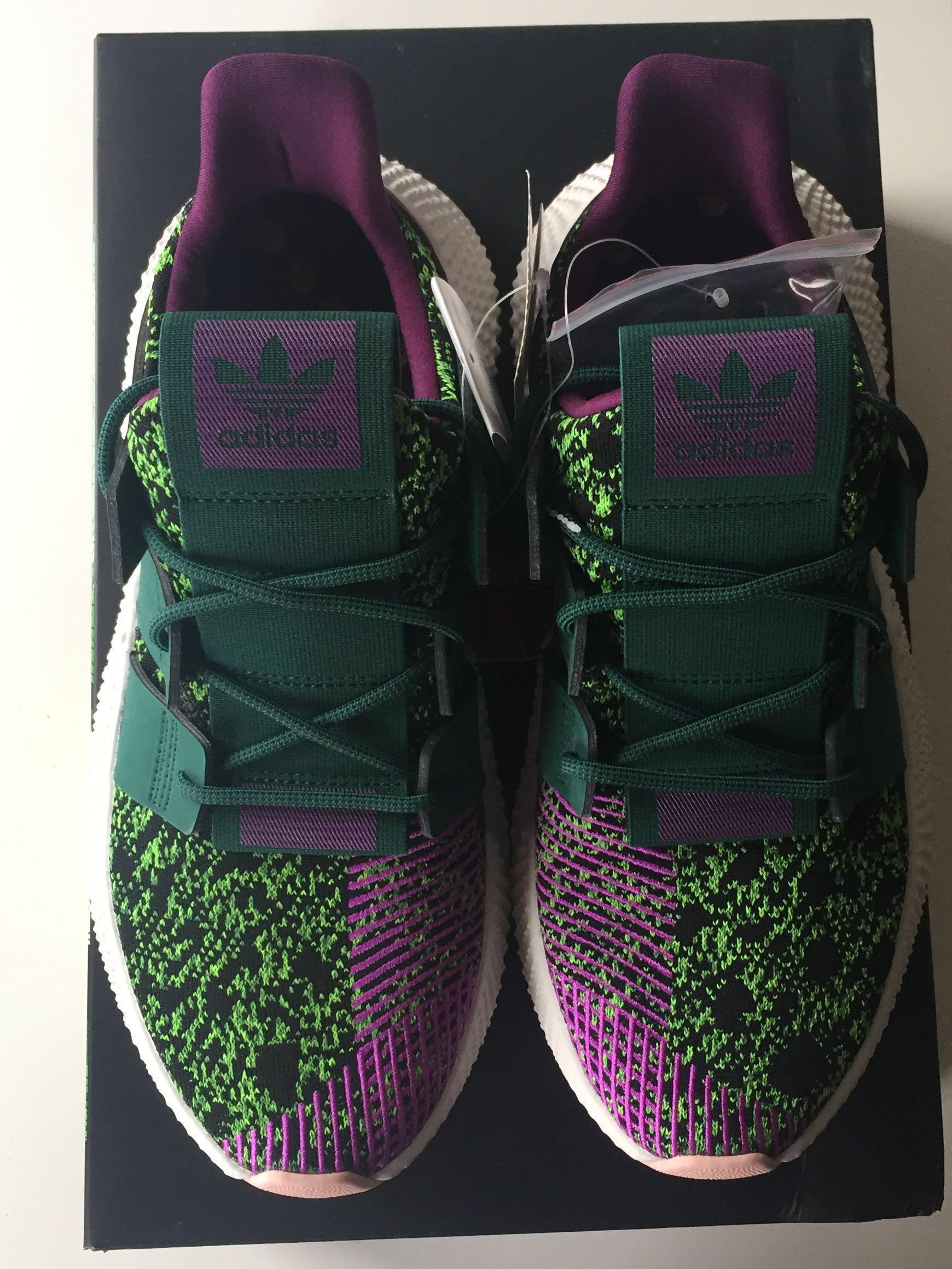 big sale 10d7f 7e88e adidas Prophere Dragon Ball Z Cell, Men s Fashion, Footwear ...