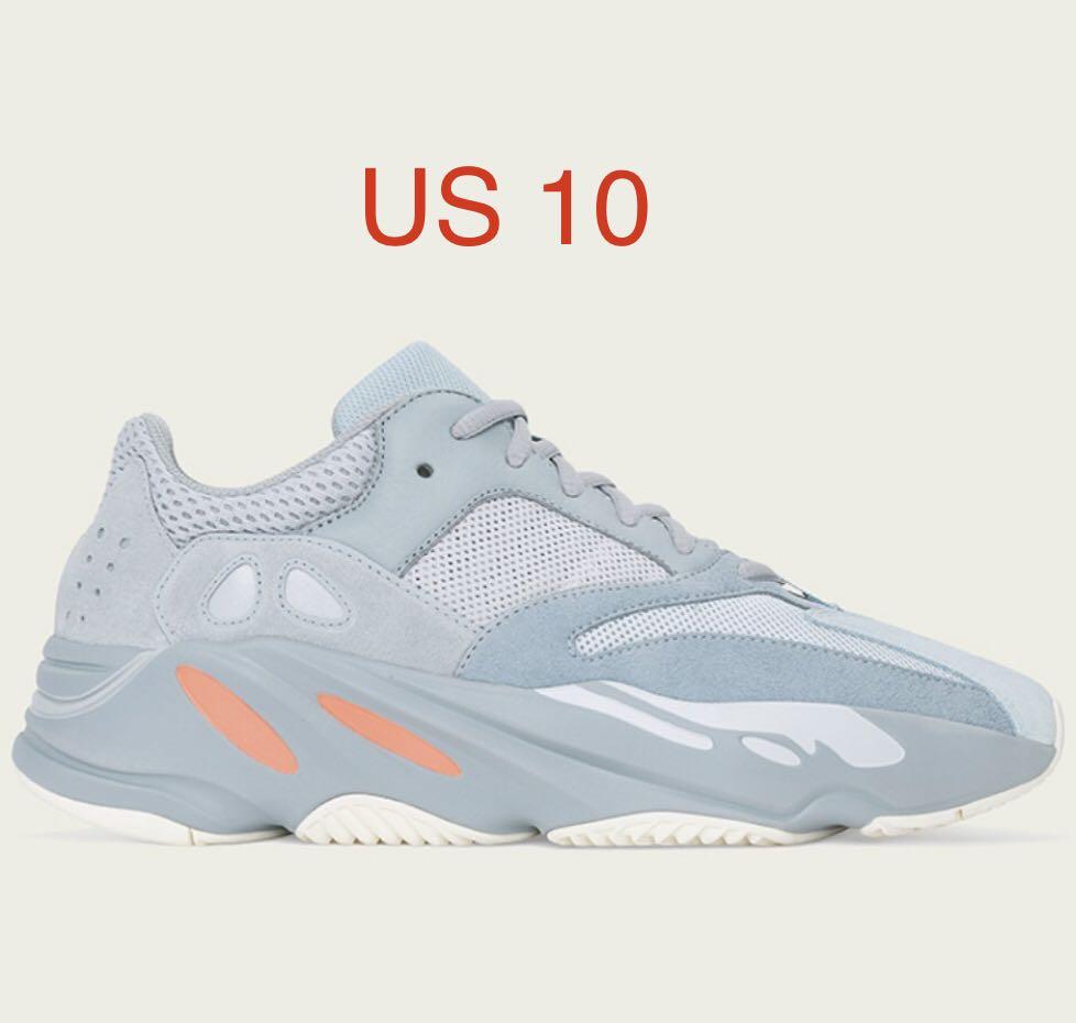 e75e56491 Adidas Yeezy 700 Inertia US10