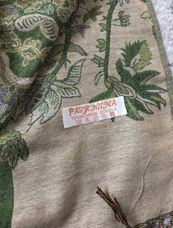 Authentic Pashmina scarf