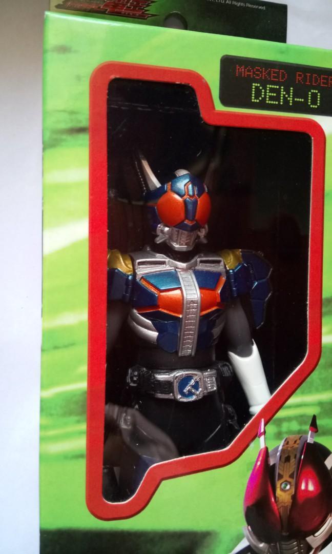 Bandai Kamen Masked Rider Den-O Rod Form Sofubi, Toys
