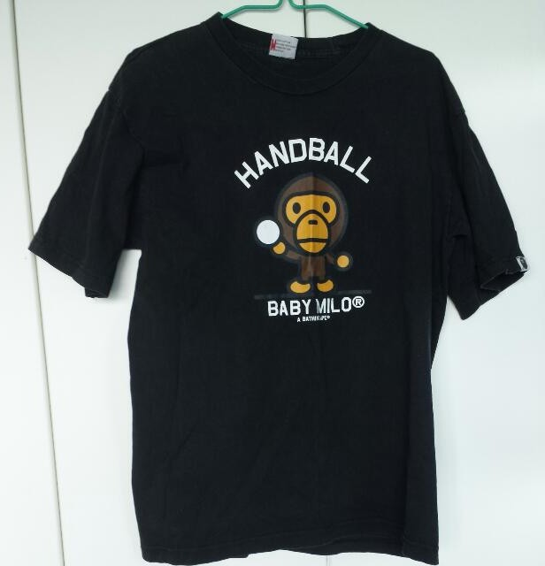 1a7d0c1c Bape Tee, Men's Fashion, Clothes, Tops on Carousell