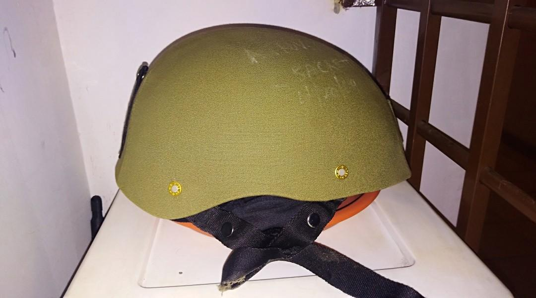 Bell Army Madr In USA Half Helmet