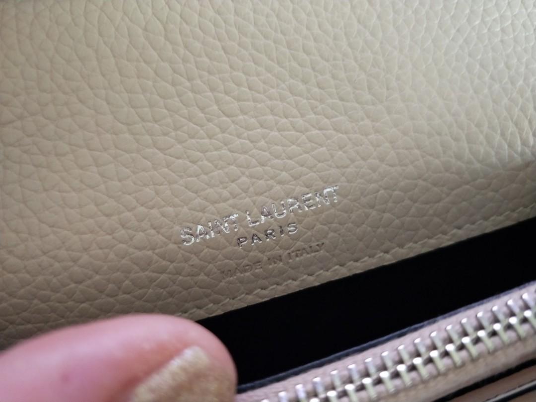 BNWT authentic YSL wallet
