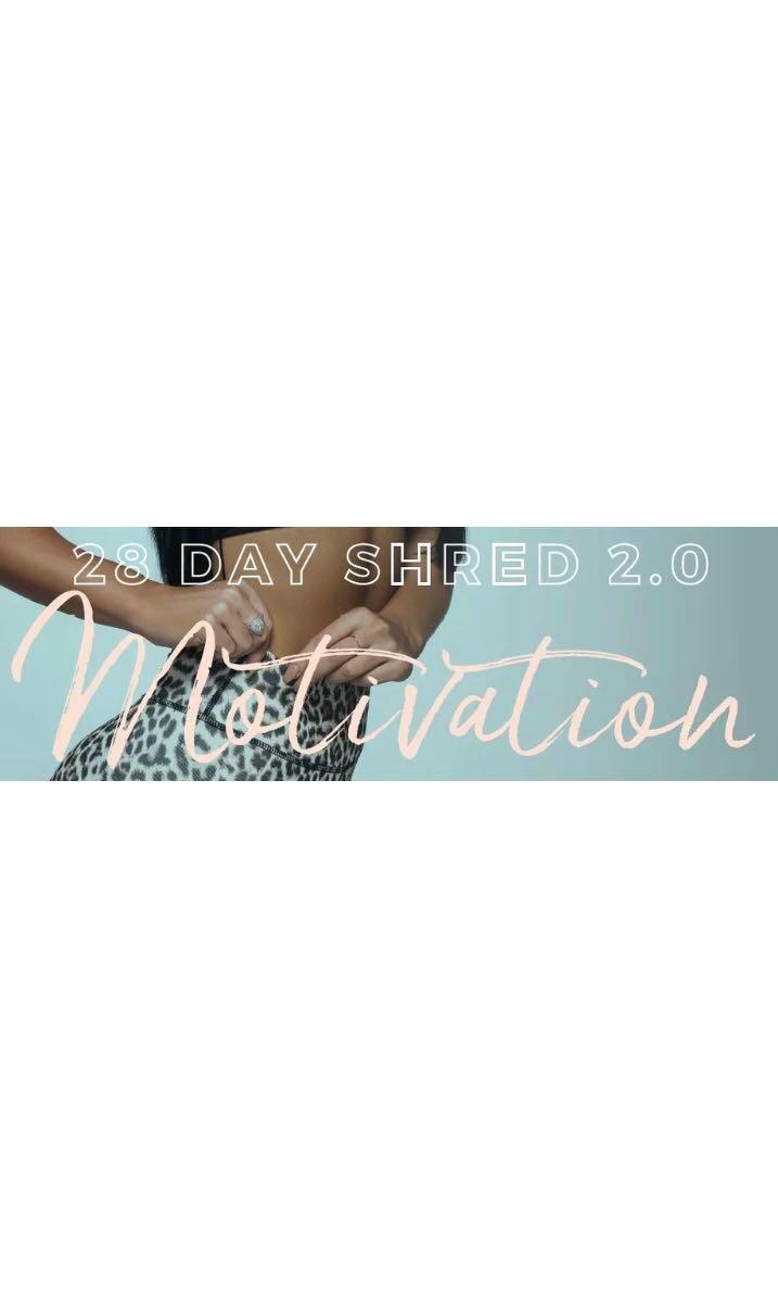 Bodies by Rachel - Rachel Dillon 28 Day Shred