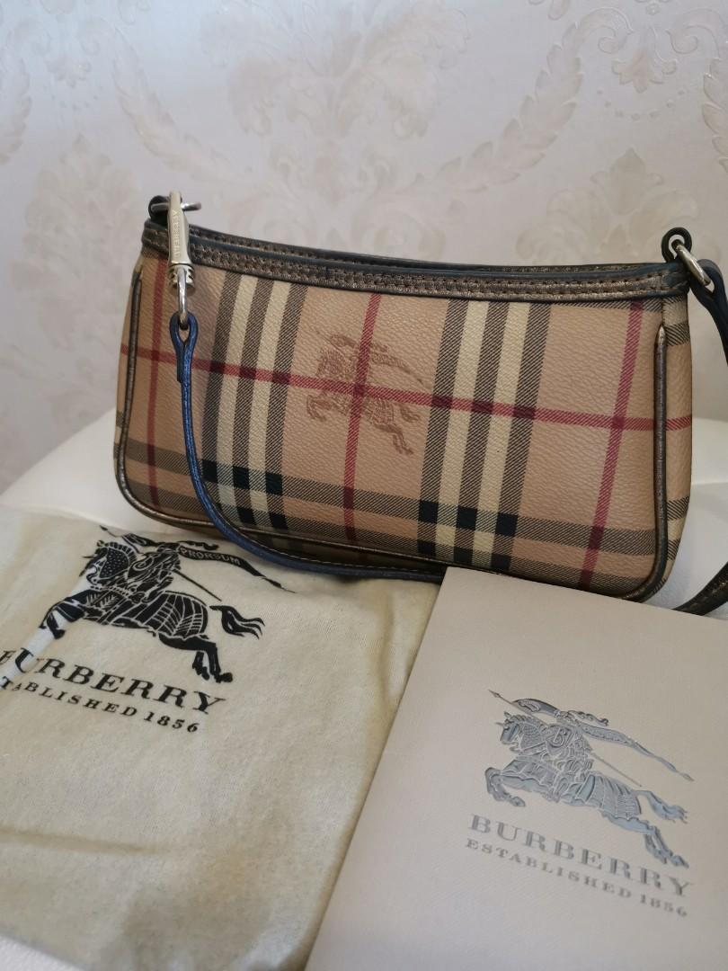612fb4035807 Burberry Handbag Authentic Preloved