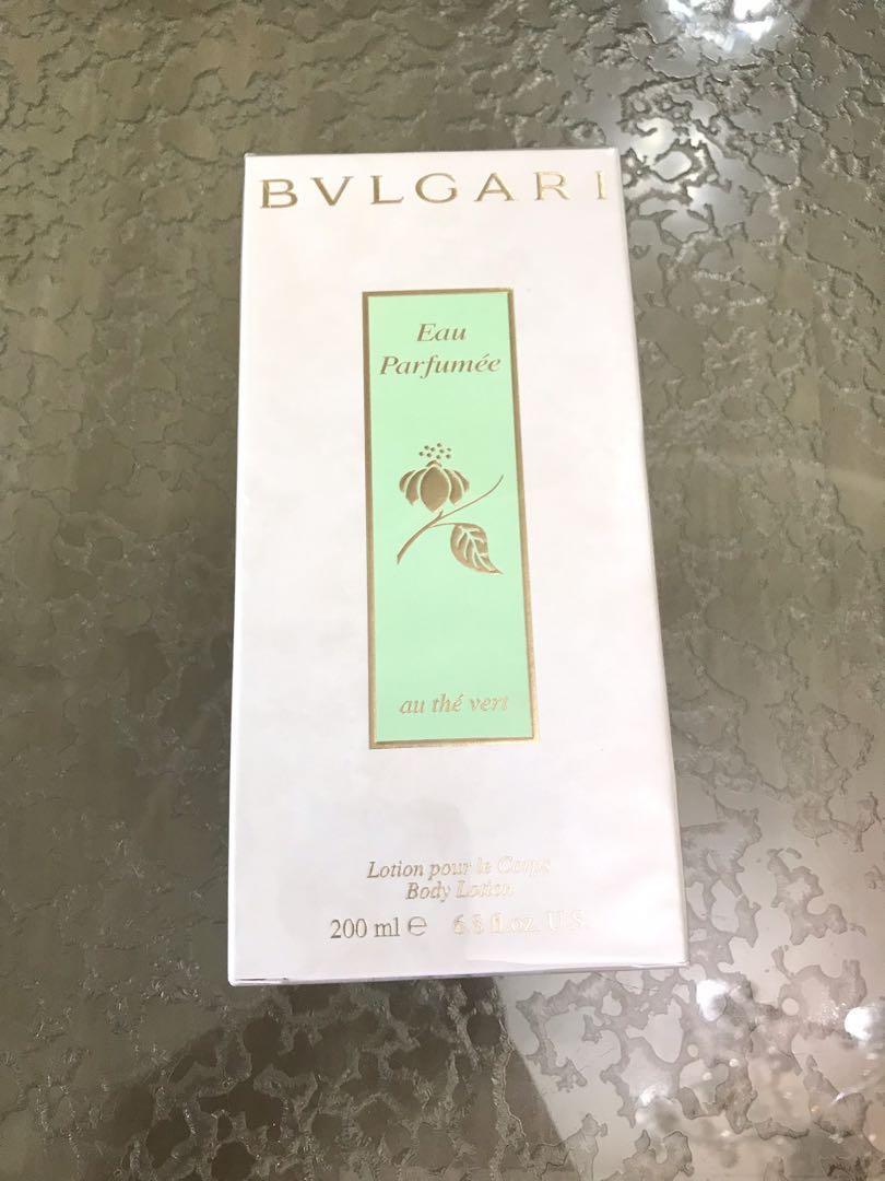 BVLGARI Eau Parfumee Body Lotion