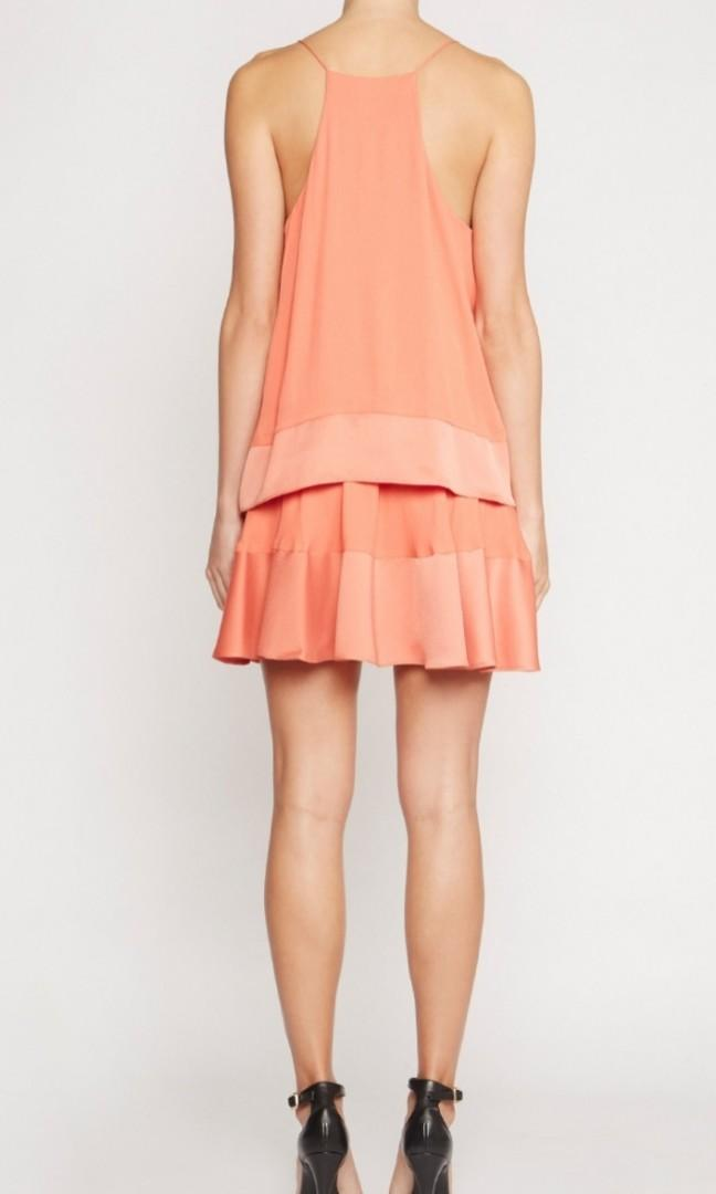 Camilla and Marc We Are Young Orange Swing Dress Size 10