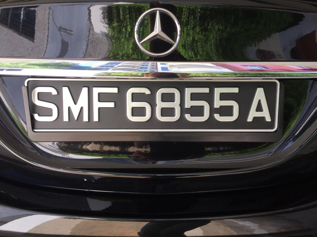 Car Number Plate, Car Accessories, Car Plates on Carousell