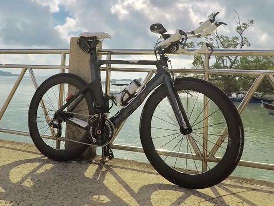 FELT Triathlon Time Trial Bicycle 2015, Bicycles & PMDs