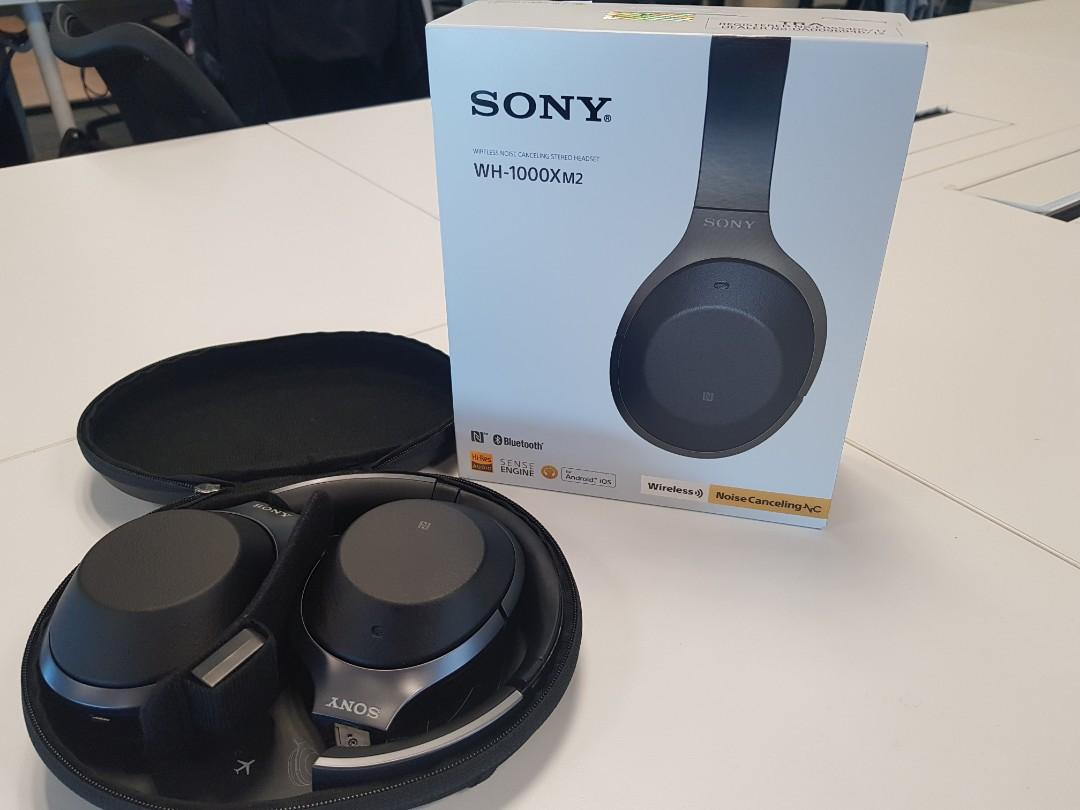 For Sale - 2nd Sony WH1000XM2