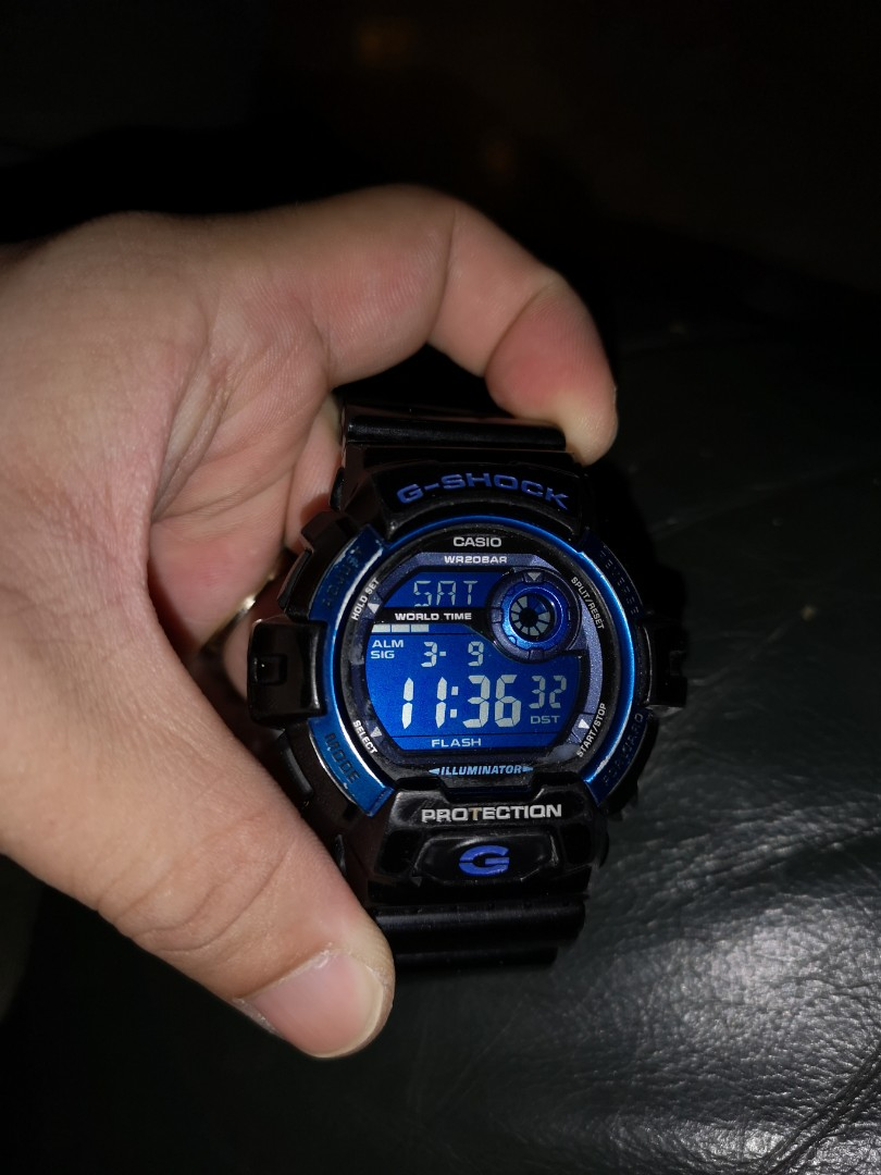 competitive price 45af4 6d430 Gshock rare g8900a