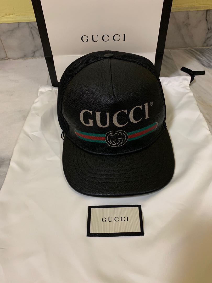 8f1dd170 Gucci Hat, Luxury, Accessories, Others on Carousell