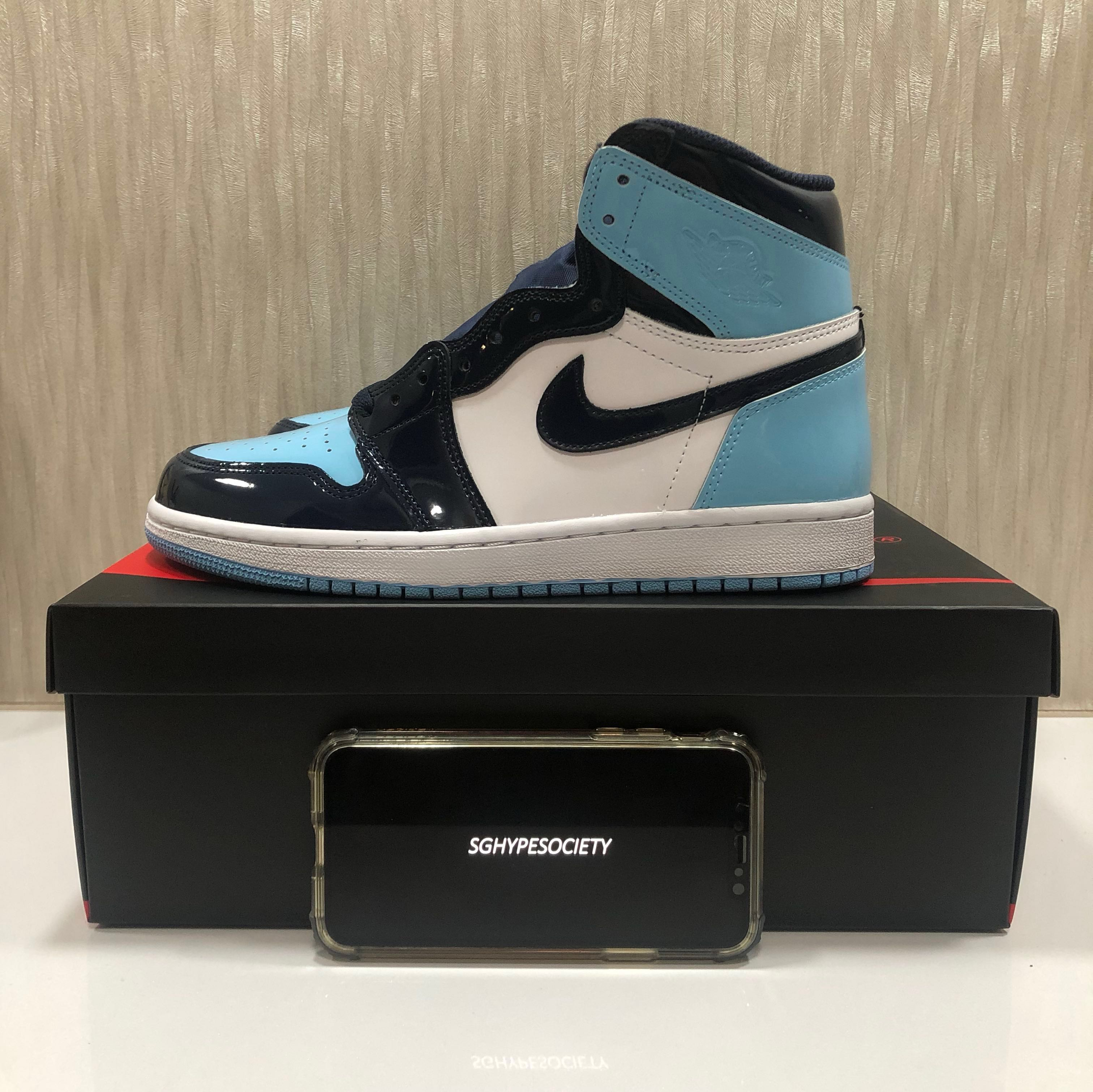 07b0fcea0f077f INSTOCK  Air Jordan 1 Retro High OG UNC US6.5 8 US10 8.5