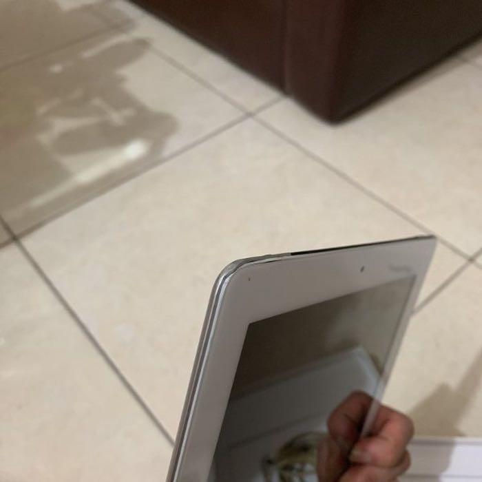 Ipad 2 ex ibox 32gb putih wifi selular