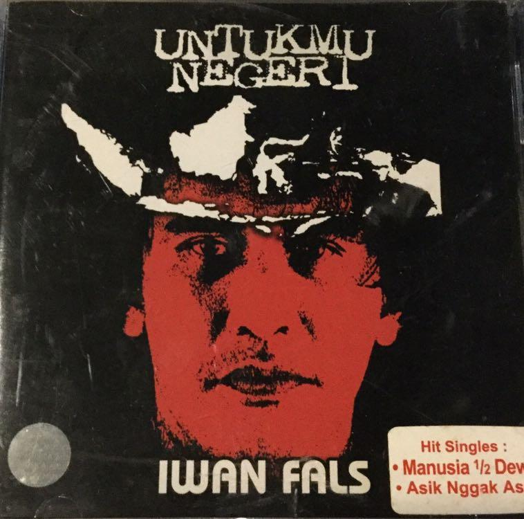 Iwan Fals Music Media Cd S Dvd S Other Media On Carousell