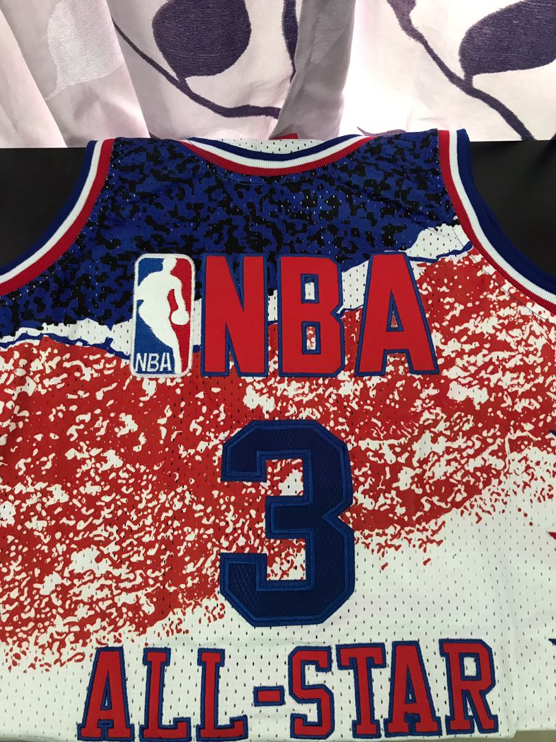 huge selection of f0aed 85ad5 Jersey NBA Allen Iverson
