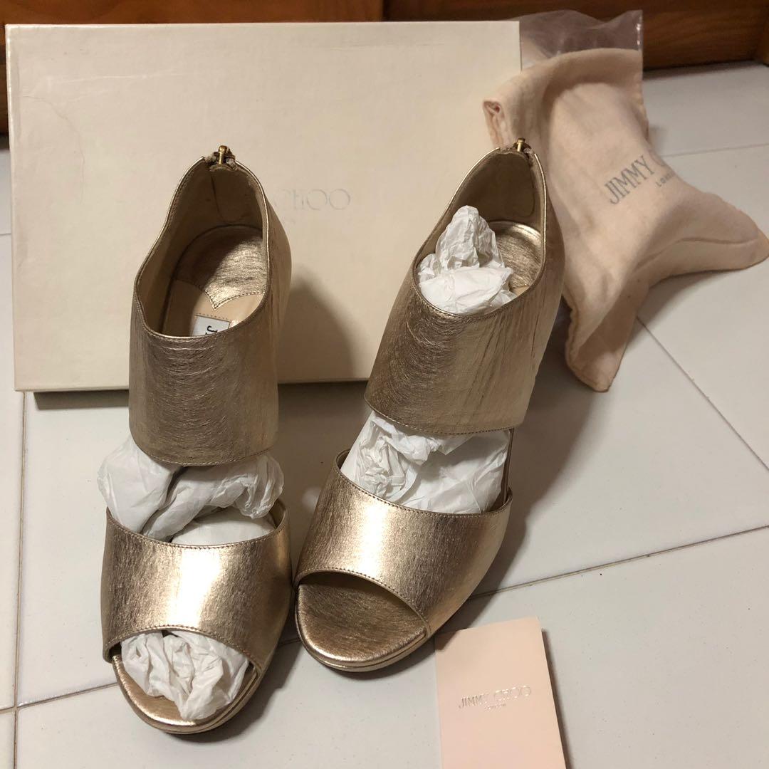 2fafffc2752f7 Jimmy Choo heel, Women's Fashion, Shoes, Heels on Carousell