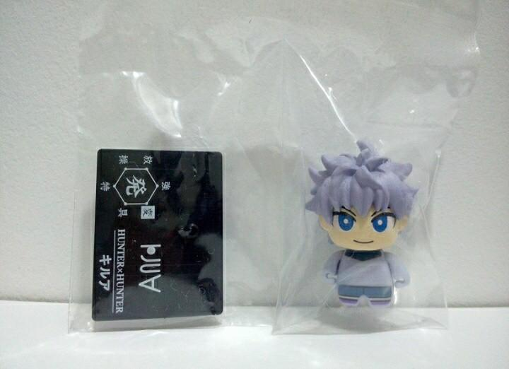 Killua Zoldyck HUNTERXHUNTER figurine 2019 January Official