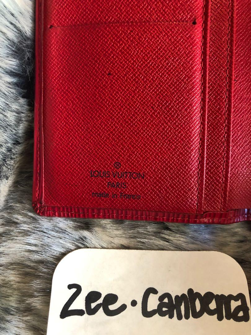 Louis Vuitton French Purse Wallet