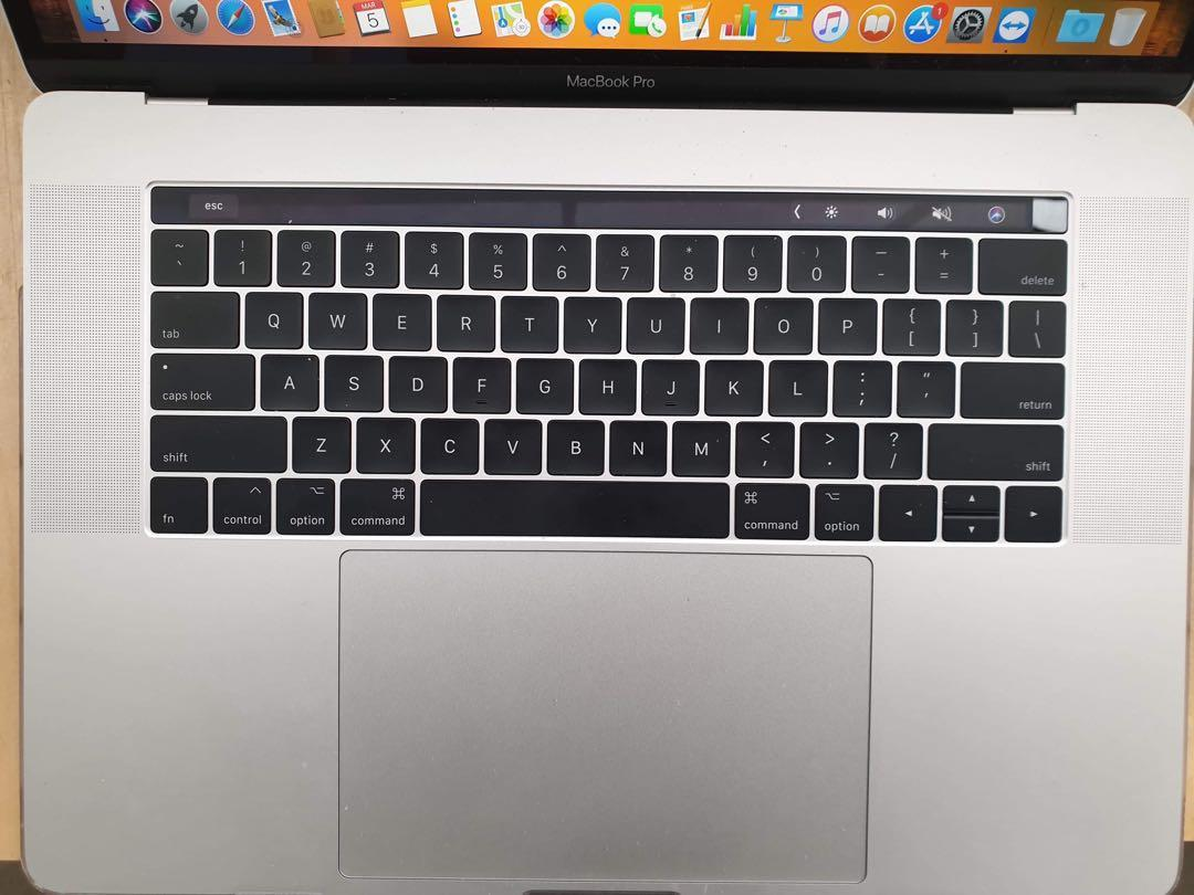 MacBook Pro (15-inch, 2017) 500GB w/ Touchbar