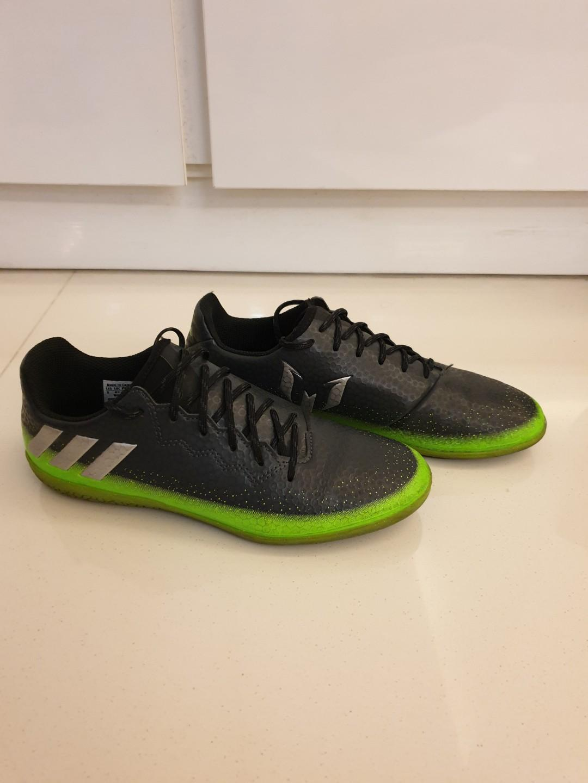 Messi 16.3 adidas kids indoor soccer