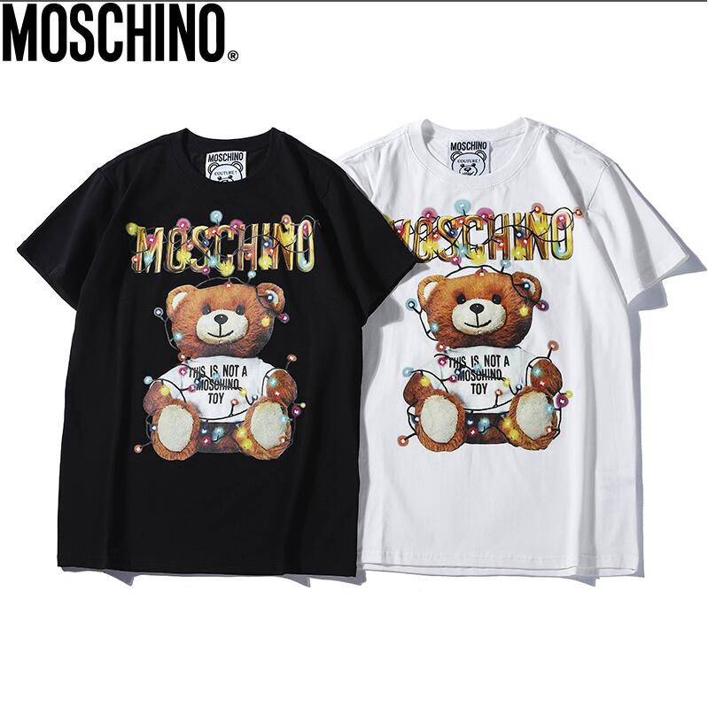 9cf5c784b3 Moschino Bear T Shirt