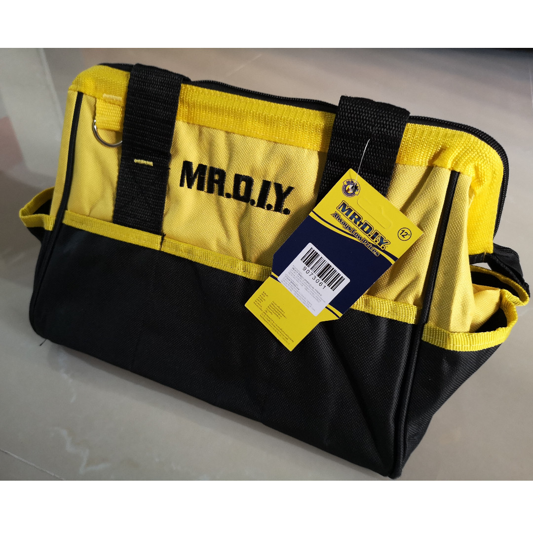 Mr DIY Tool Bag CHEAP, Everything Else on Carousell