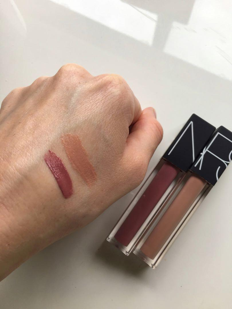 Nars Velvet Lip Glide bundle (Bound/Stripped)