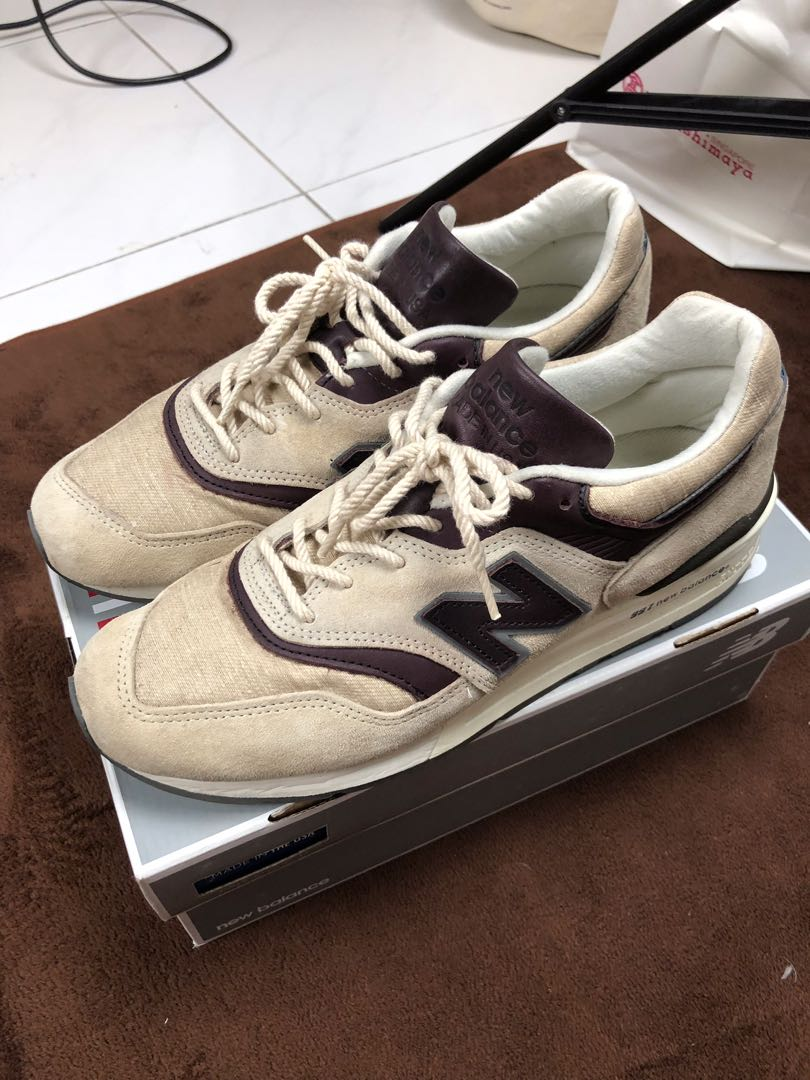 low priced add70 c46af New balance 997, Men's Fashion, Footwear, Sneakers on Carousell