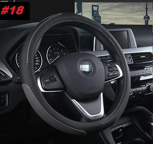 New Designs! Car steering wheel cover! Multiple colours and choices!