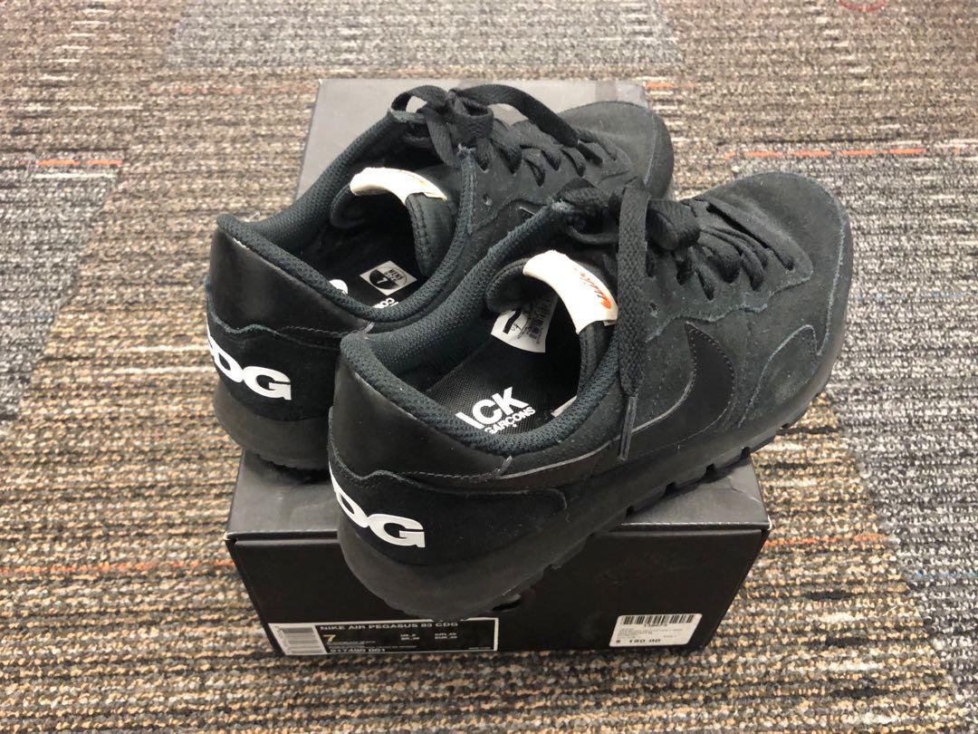 95a7c9ff2f95 Nike comme des garcons pegasus 83 supreme bape