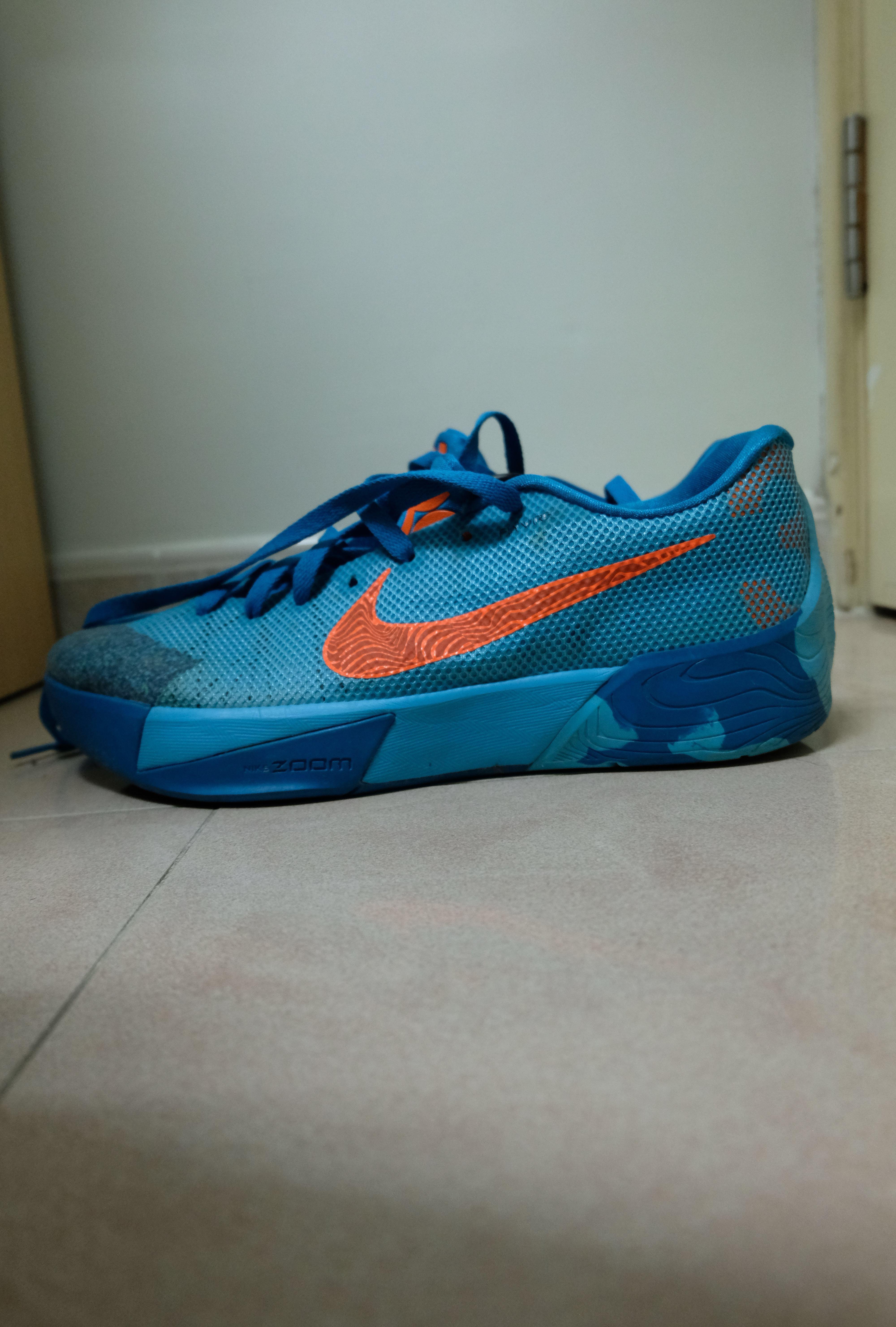 sports shoes 37e11 4cbd6 Nike KD Trey 5 II Clearwater total Orange Basketball Shoes 籃球鞋, Men s  Fashion, Men s Footwear on Carousell