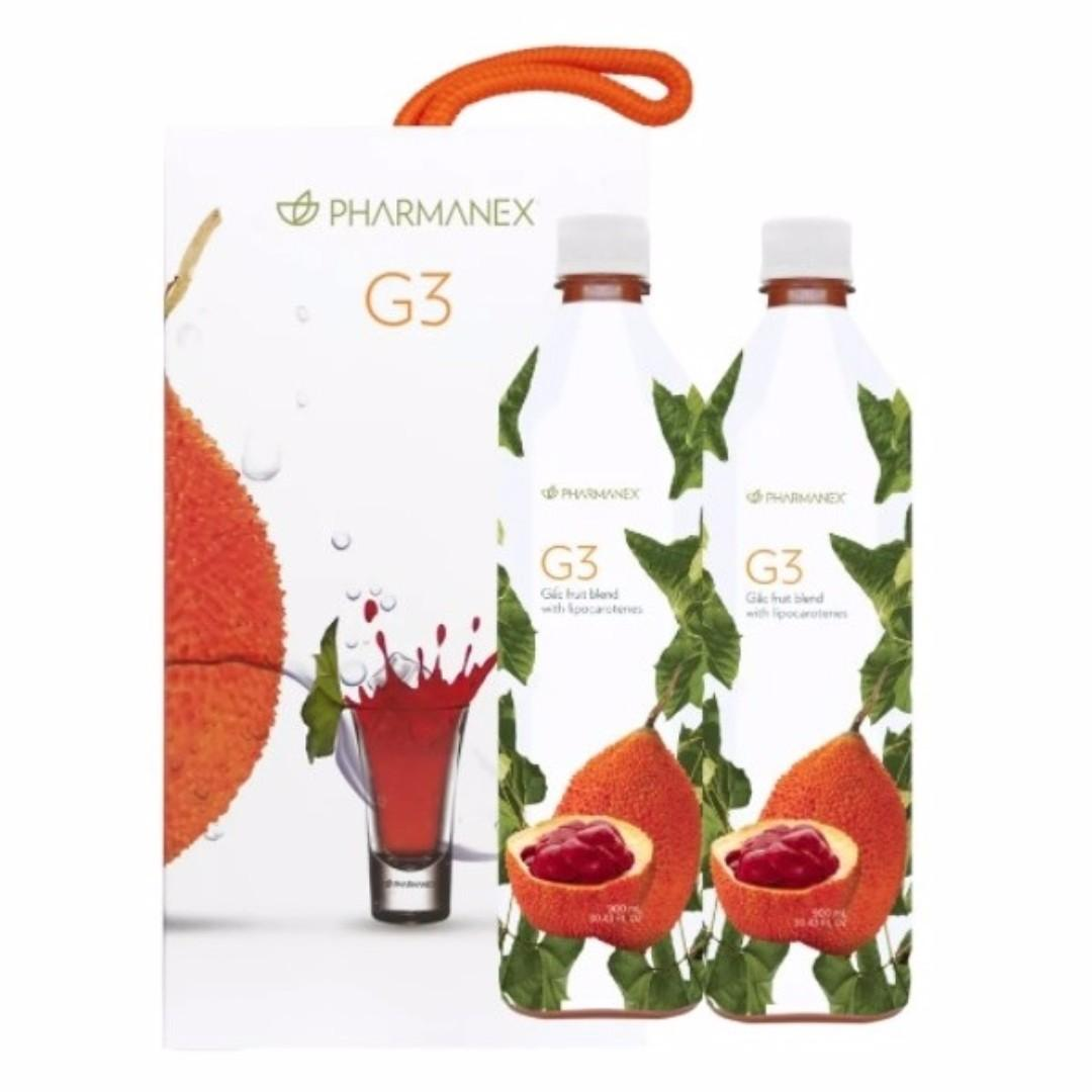 Nuskin G3 2 Bottles