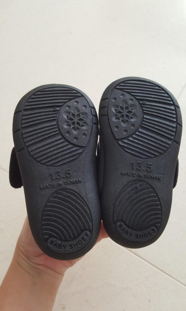Paul Frank baby boy shoes