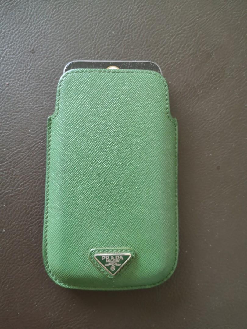 save off 8c3bf 0452b Prada iphone case Authentic