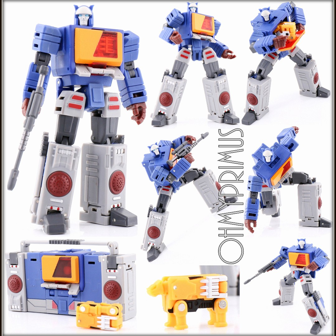 Transformers MS-TOYS MS-B17S Surround Sound in Stock