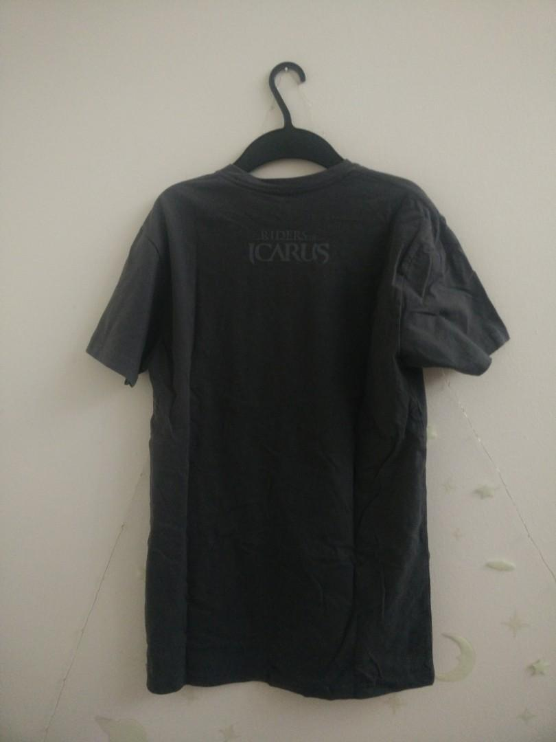 Riders of Icarus OFFICIAL T-Shirt Size S