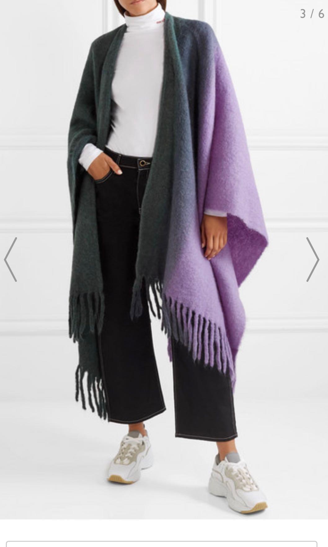 [Sale]全新正貨Acne Studios Poncho scarf披肩 頸巾