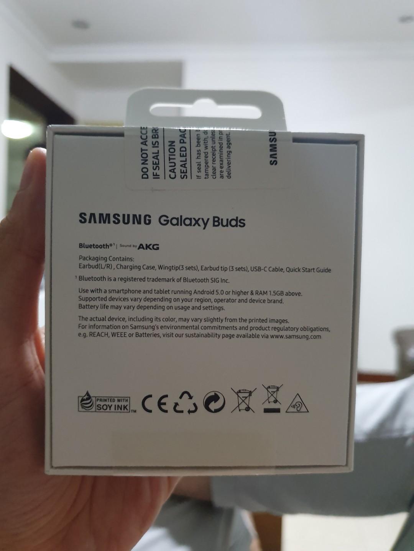 Samsung wireless earbuds 2019