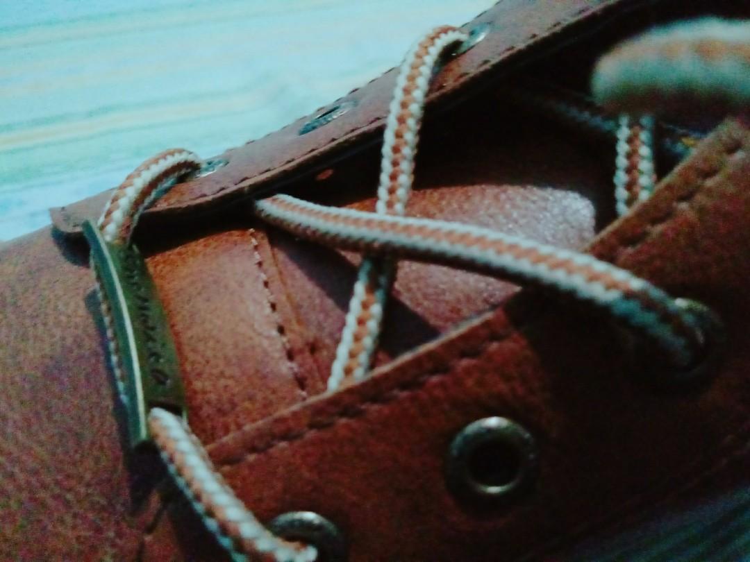 Sepatu Oxford Martin Boots