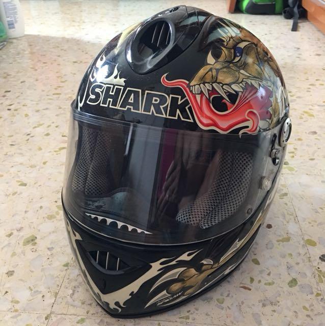 402821b2 Shark RSR2 Miguel Duhamel Replica helmet, Motorbikes, Motorbike ...