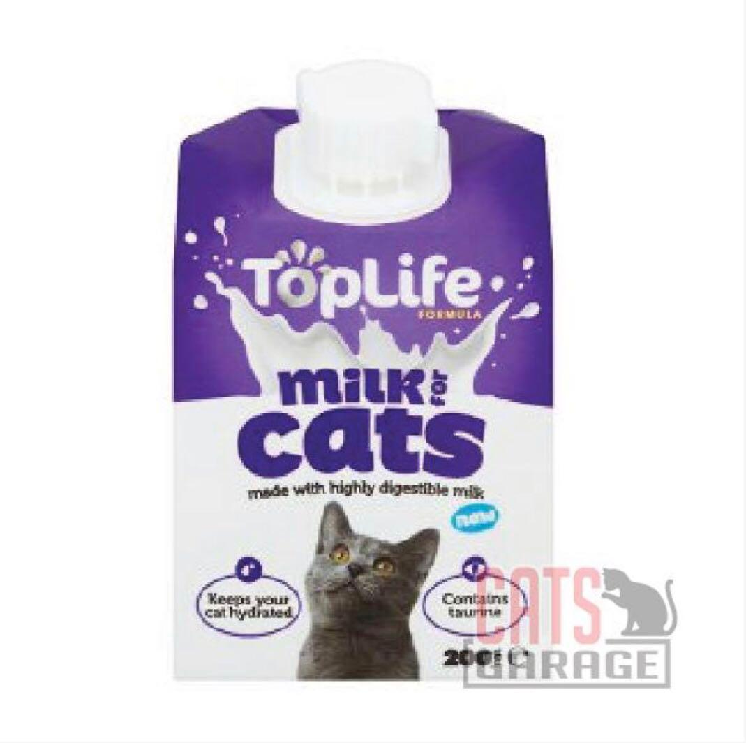 TopLife Formula - Milk for Cats 200ml