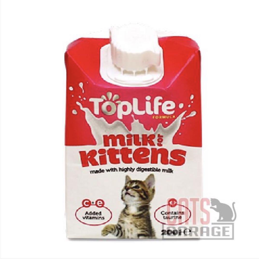 TopLife Formula - Milk for Kittens 200ml