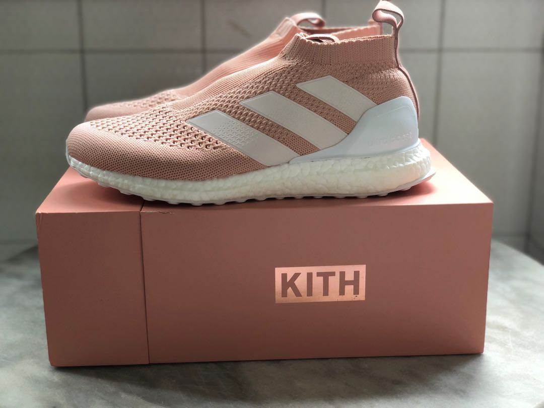cheap for discount 85f78 cbe8b US9 ADIDAS ACE 16+ KITH ULTRABOOST ⚽️