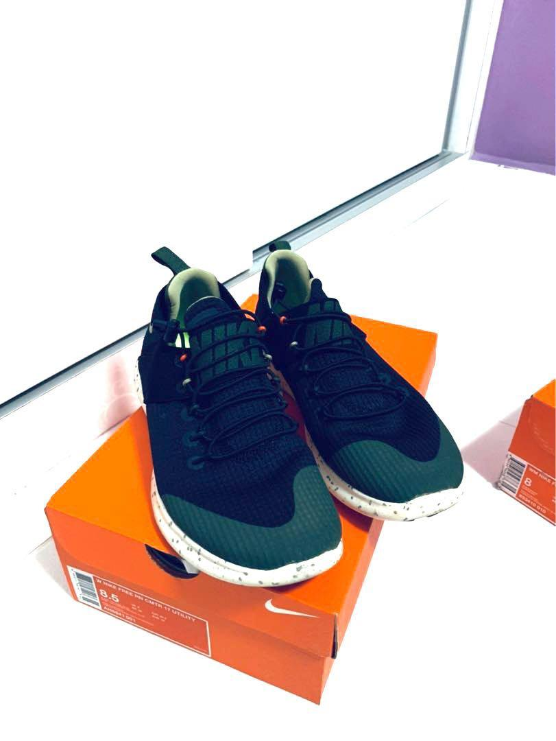 césped Viva aceptar  Used Nike Free RN CMTR 17 Utility, Women's Fashion, Shoes, Sneakers on  Carousell