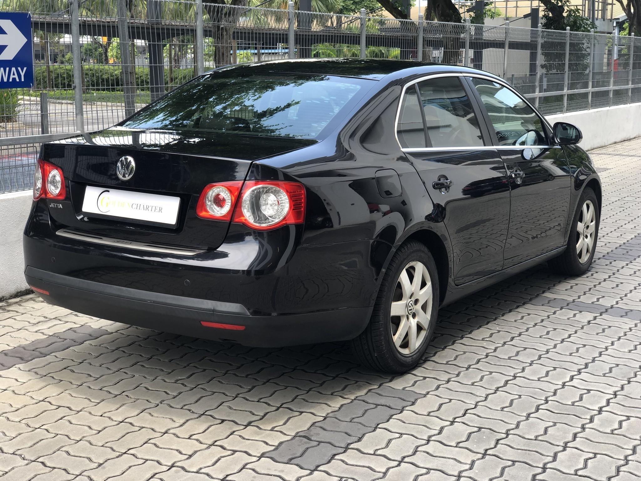 Volkswagen Jetta 1.6 Auto