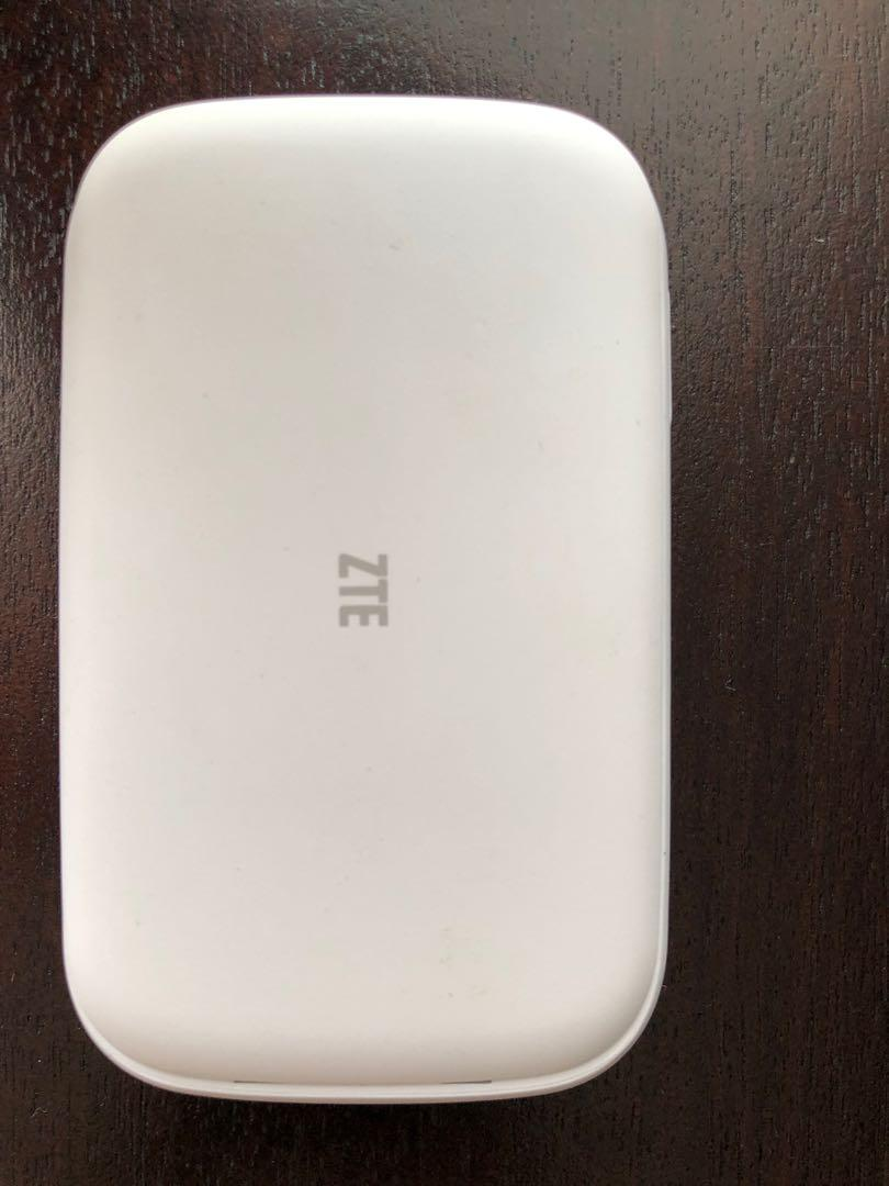"""ZTE """"T-Mobile"""" MF64 Wifi Hotspot, Electronics, Others on"""