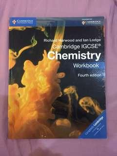Cambridge Chemistry Workbook