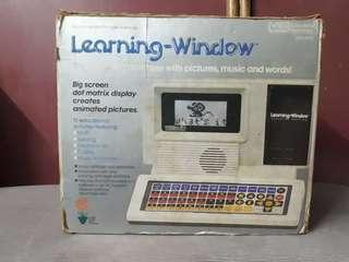 Retro Learning Window