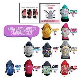 Nana baby carrier
